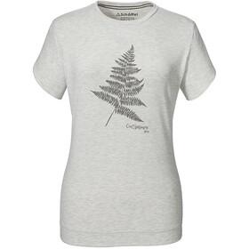 Schöffel Swakopmund - T-shirt manches courtes Femme - gris